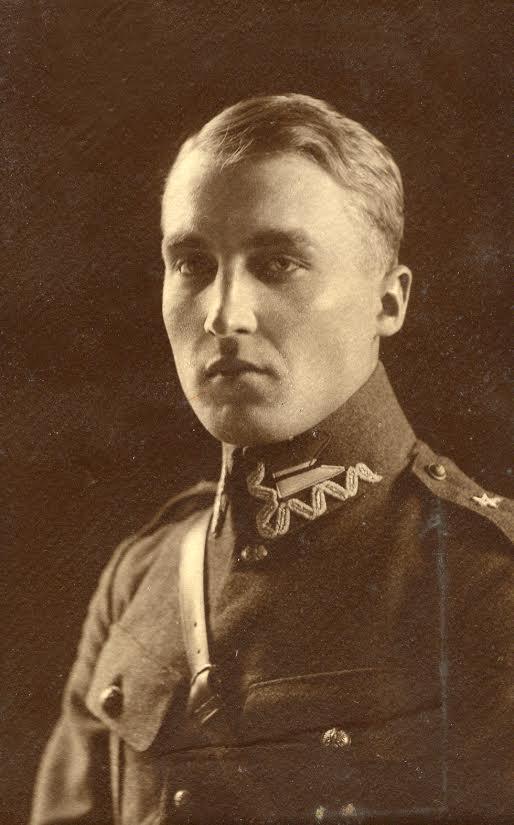 ppor.Antoni Głuchowski 10p.uł ż 1920