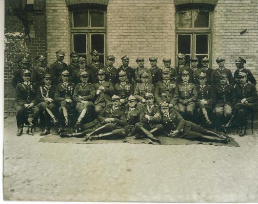 korpus oficerski 10 p.uł. 1928