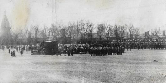 Święto pułkowe 1927