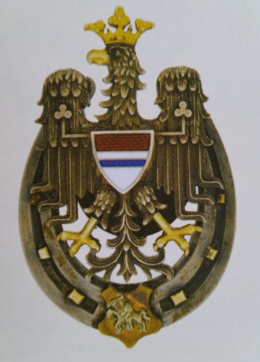 odznaka pułkowa nr.1